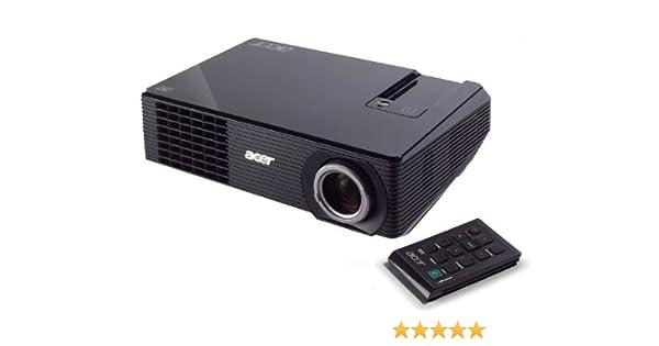 Acer X1160P - Proyector (2400 lúmenes ANSI, DLP, SVGA (800x600 ...