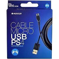 Blade Representaciones - PS4 Cable micro USB a