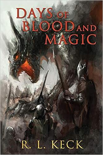 Days of Blood and Magic (Splinter of Asgard)