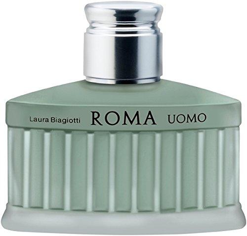 Laura Biagiotti Roma Uomo Cedro By Laura Biagiotti for Men - 2.5 Oz Edt Spray, 2.5 Oz