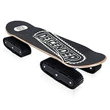 Rockboard RBD2125 Descender Skateboard, Red