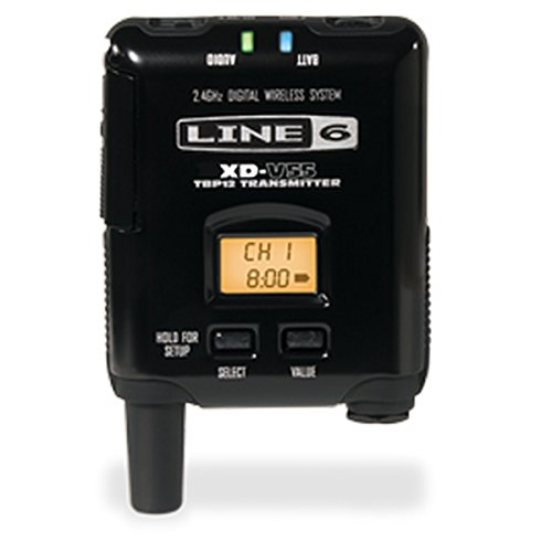 (Line 6 V55-BP | 98-033-0042 12 Channel Digital Wireless Receiver)