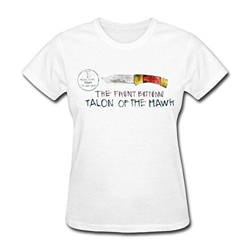 Women's The Front Bottoms T-shirt L