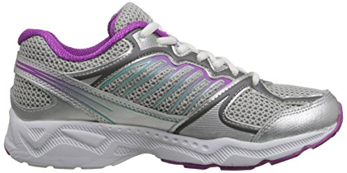 Shoe Tempo Fila Running Women US Silver 10 Yq8gqw