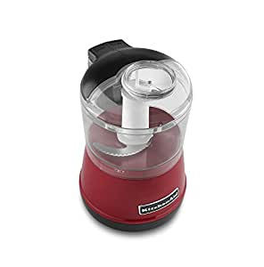 KitchenAid KFC3511ER 3.5-Cup Food Chopper - Empire Red