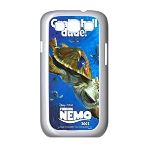 Disney posters Finding Nemo Hard Plastic phone Case Cover+Gift keys stand For Samsung Galaxy S3 ZDI057838