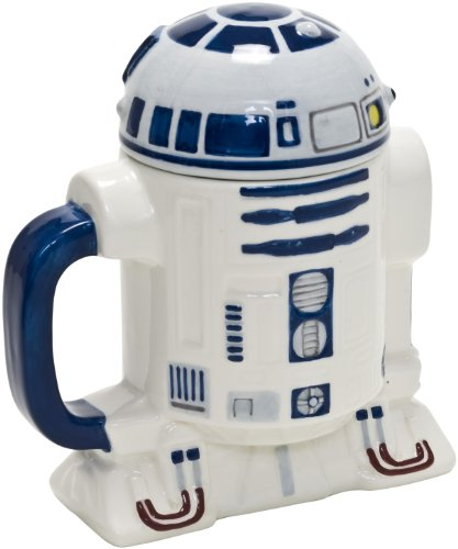 Star Wars R2-D2 Mug With Cover