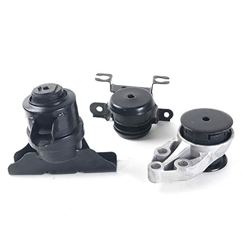 For 2001 2002 2003 2004 Ford Escape/Mazda Tribute 2.0L 3.0L Engine Motor & Trans. Mount Set 3PCS A5304, A5292, A5293