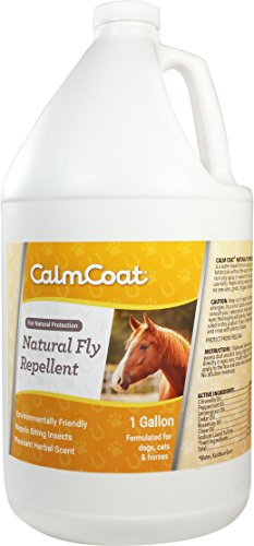 CALM COAT FLY REPELLENT - 1 GALLON by DavesPestDefense
