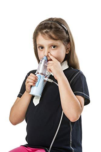 Air Liquide Healthcare Rinowash - Doccia Nasale Micronizzata per la Terapia Aerosolica - Nebulizzatore per Aerosol per… 3