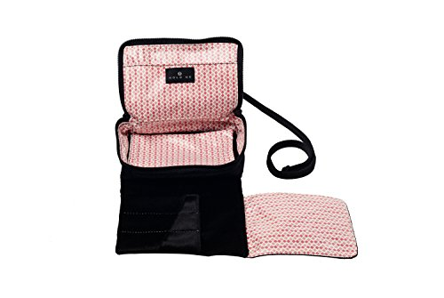 Hold Me Baby Bag - ''Cora Lee'' - Small Makeup & Brush Organizer by Hold Me Bag