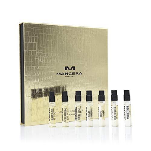(MANCERA New Fragrance Discovery Samples Eau De Parfum Spray, 7 ct.)