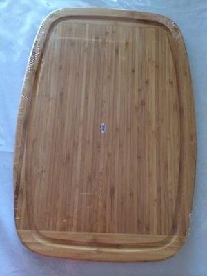6812 - Princess House Bamboo Cutting Board