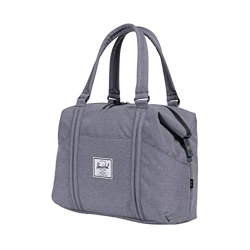 Herschel Supply Co. Strand Gym Tote, Mid Grey Crosshatch, One Size