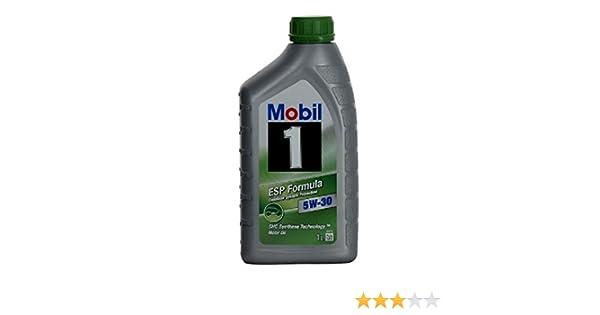 Mobil 1 151059 ESP 5W-30 - Aceite de motor para coches, 1 Litro: Amazon.es: Coche y moto