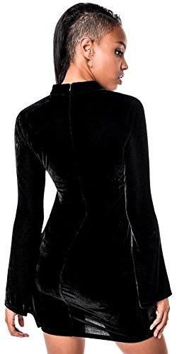 Killstar - Vestido - para mujer negro