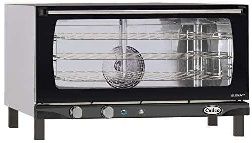 Cadco XAF-183 Full Size Convection Oven with Manual Controls