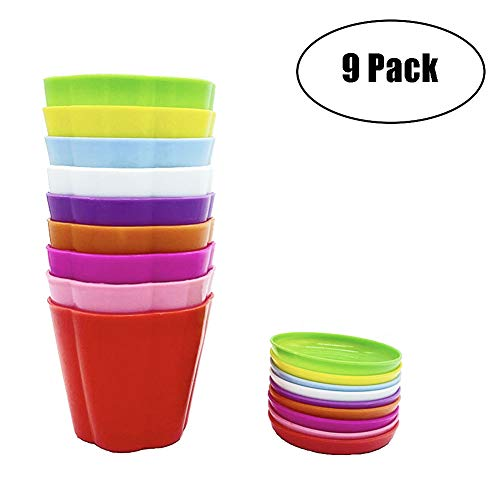small plastic plant containers - 3