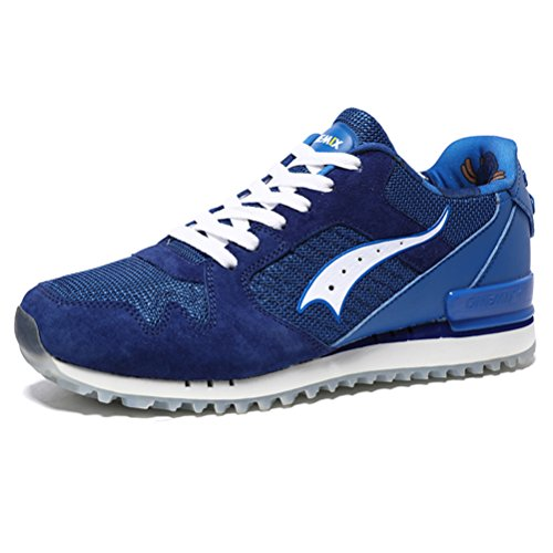 YiDiar Fashion Men's Lightweight Walking Jogging Sports Sneakers Athletic Trainer Classic Running Shoes (Mens 990 Running Sneaker)