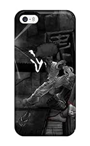 afro samurai anime game Anime Pop Culture Hard Plastic iPhone 5/5s cases 525 5s35 5s5 5s7K7875 5s02181