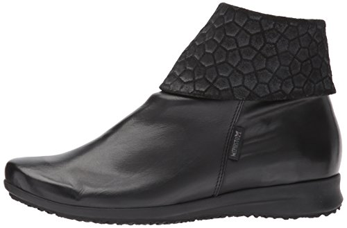 Mephisto Women's Fiducia Ankle Bootie, Black Silk/Cubic, 11 M US by Mephisto (Image #5)