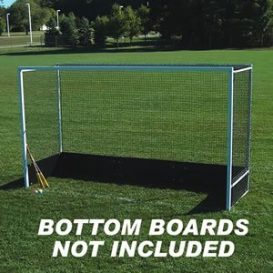 Jaypro Sports OFHGNBB Official Field Hockey Goals with Out Bottom Boards