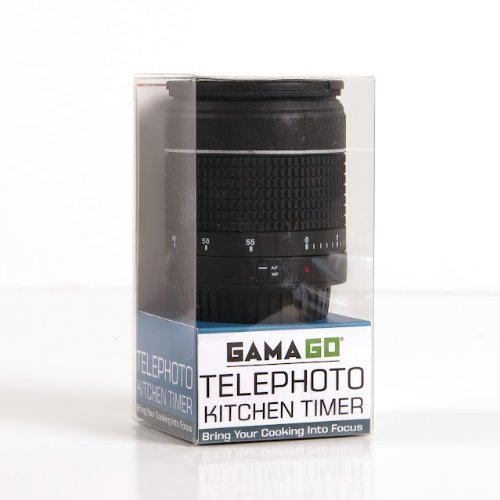 Gamago Telephoto Kitchen Timer