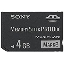 Sony MSMT4G 4GB Memory Stick PRO Duo (Mark2) Media