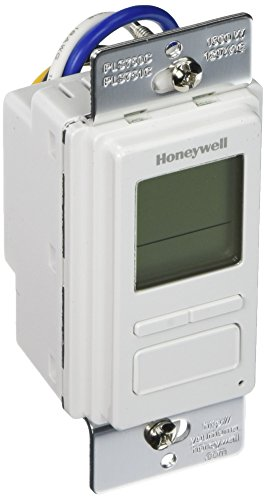 Honeywell 3 Way - Honeywell PLS750C1000 The Old Ti072-3W Timer Switch with Sunrise Sunset Single or 3 Way Neutral Required