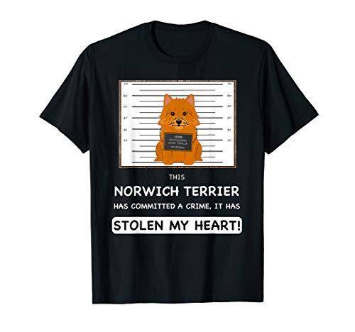 Funny Norwich Terrier T-Shirt