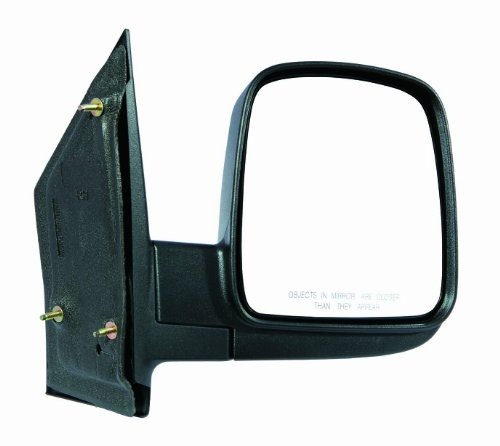 Depo 335-5428R3MF Chevy Express/GMC Savana Passenger Side Textured Manual (Chevy Chevrolet Express 2500 Mirror)