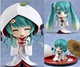 ZCL Q version of the clay people WF Limited 2013 303 Snow White Paradise Doll Hatsune Racing