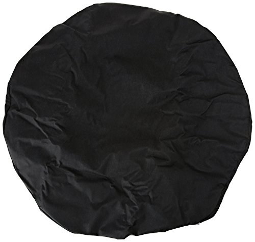 RAMPAGE PRODUCTS 772915 Universal Medium Spare Tire Cover, 27-29 Inch Tire, Black Denim