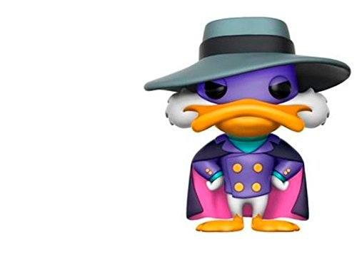 Funko Pop Animation: Darkwing Duck - Darkwing Duck Toy (In N Out Costume Baby)