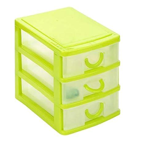Amazon.com: Plástico Caja de almacenamiento de color ...