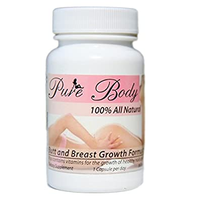 PureBody Vitamins - Butt and Breast Growth Pills - All-In-One Formula - Spring Special Sale!!!