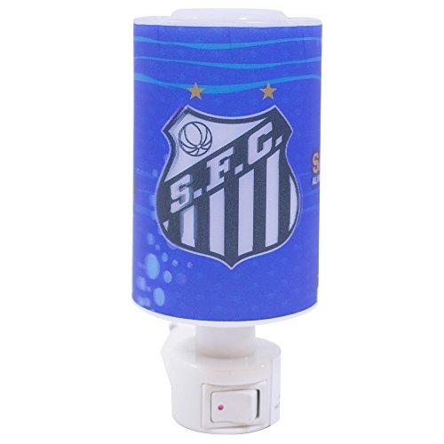 Luminária Abajur Led Tomada Santos