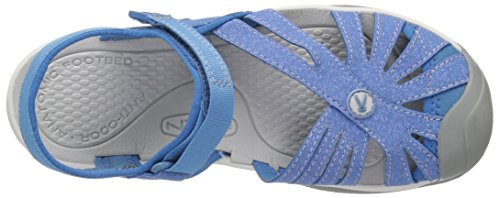 Blue 5 Black Rose Bell Sandals Blue Hiking US Cendre UCZ Women's Gray M Neutral 9 41q7nR8w