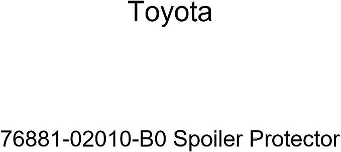 Genuine Toyota Rear Spoiler Protector 76881-02010-C0