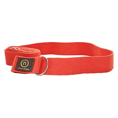 Natural Fitness Hemp Yoga Slingstrap (Flame)