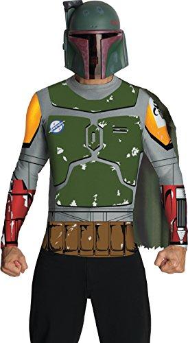 Rubie's Star Wars Boba Fett Adult Costume Kit - -
