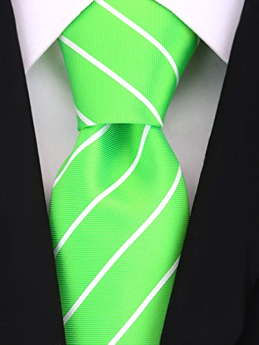 Scott-Allan-Mens-Formal-Pencil-Stripe-Necktie