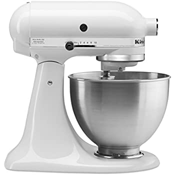 Amazon Com Kitchenaid 4 1 2 Quart Ultra Power Stand Mixer