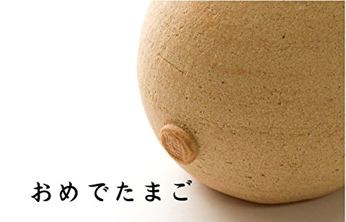 MEIZENGAMA Pottery Happy deliverly from the egg you can put the English message by waraku (Image #5)