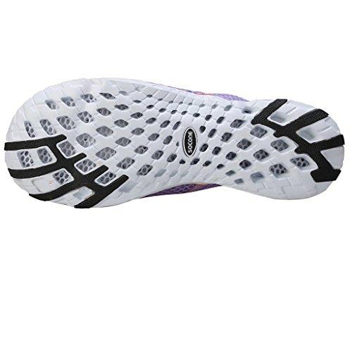Aqua Oriskey Quick Purple Women's Shoes Drying Water ZwPtrR0tq