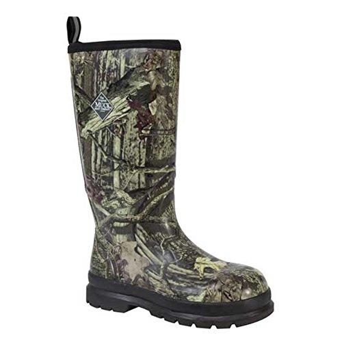 Muck Boot Mens Chore Pro Cool 16 Steel Toe Boots Mossy Oak Infinity HwAyEpKSXY