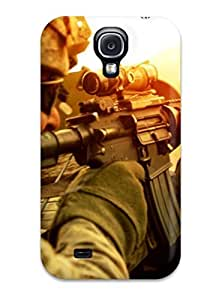 Fashion Tpu Case For Galaxy S4- Armys : Special Forces Defender Case Cover