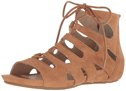 (Earth Women's Roma Earthies Amber Premium Suede 9 M US)