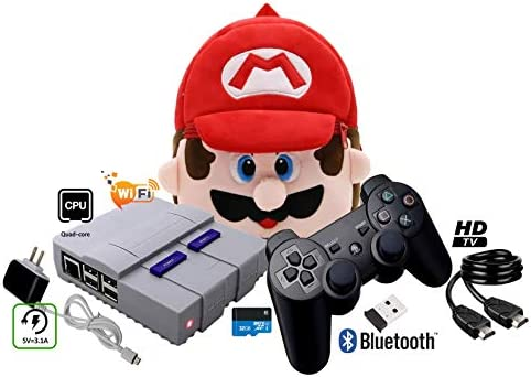 Amazon com: Mini Classic Retro 10000 Games Entertainment System