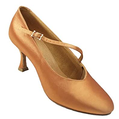 116 Ray Rose Rockslide Smooth Ballroom Women's Dance Shoes (UK3)